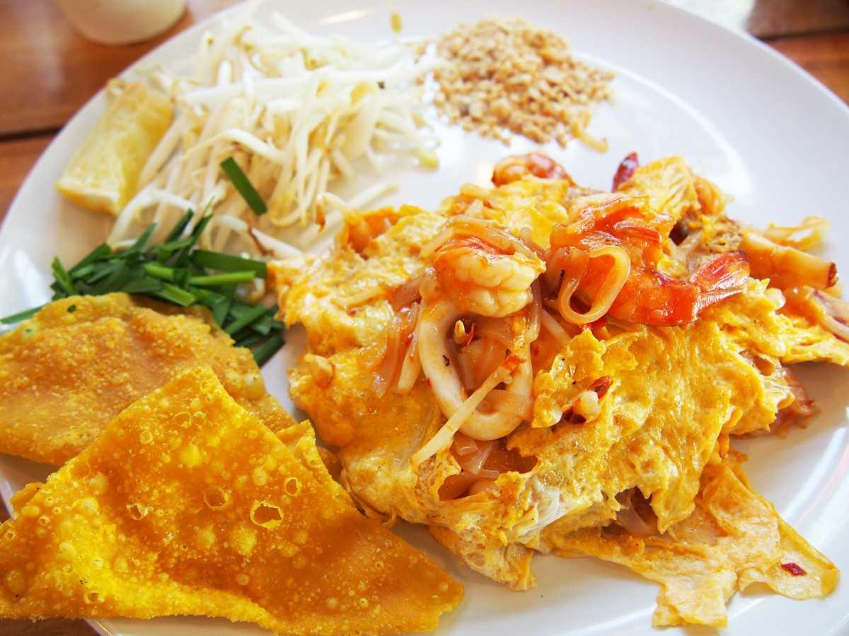 Halal Thai Food in Pattaya