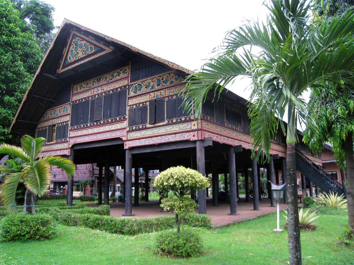 Pavilion at Taman Mini