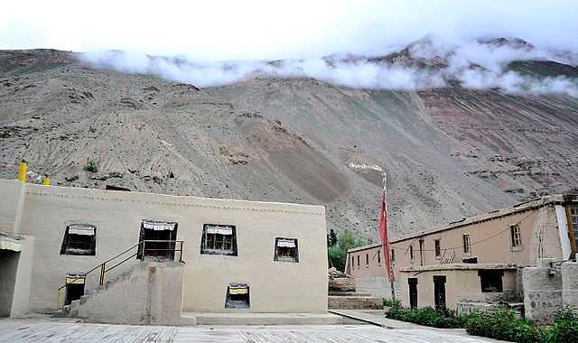 Tabo Monastery Temple Complex
