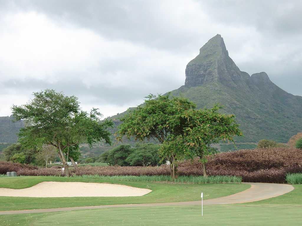 Tamarina Golf, Mauritius in July