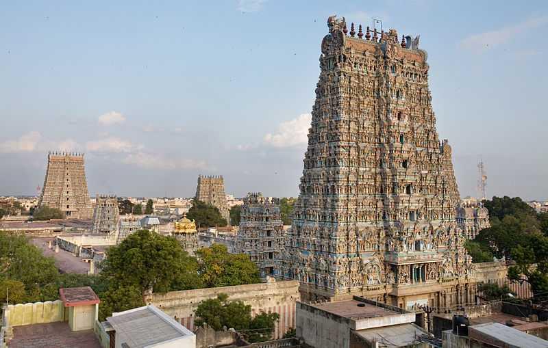 Tamil Architecture, Madurai