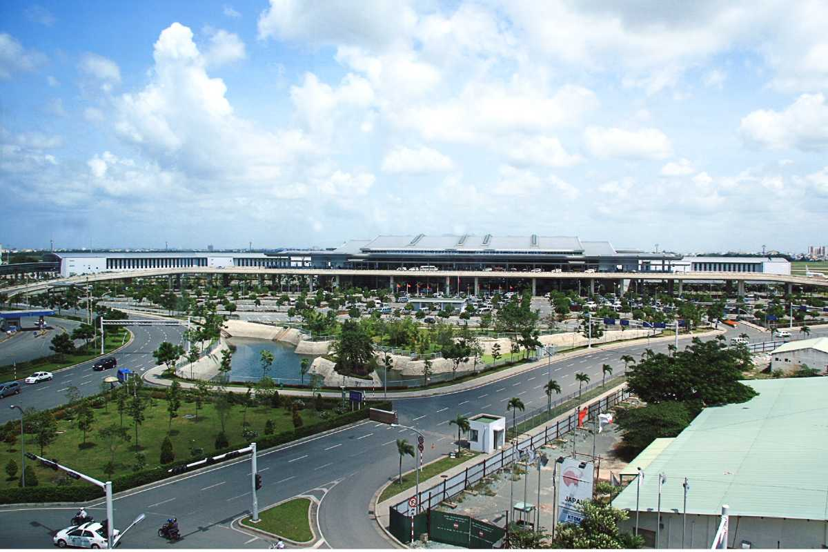 Airports in Vietnam, Tan Son Nhat International Airport