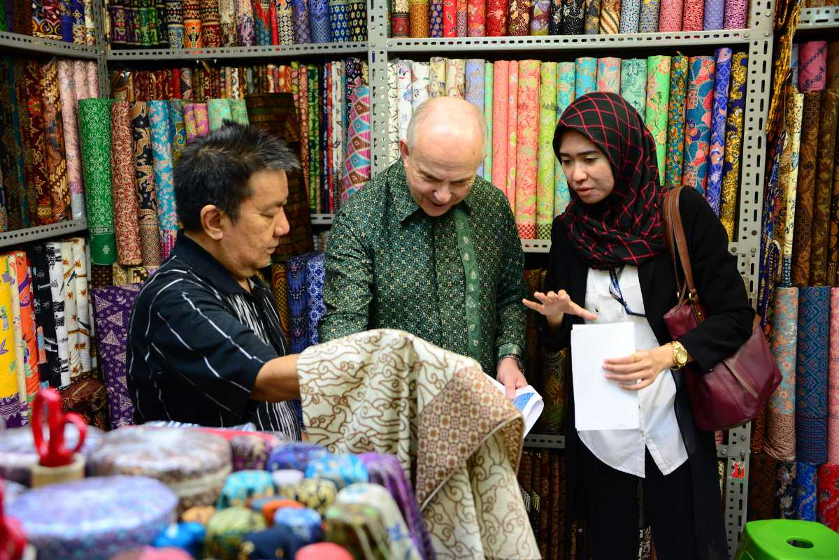 Best shopping places in Jakarta Tanah Abang