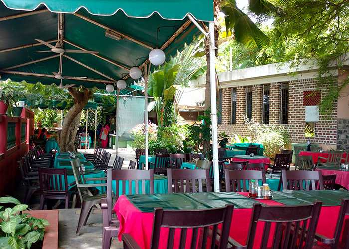 cafes in pondicherry, tanto
