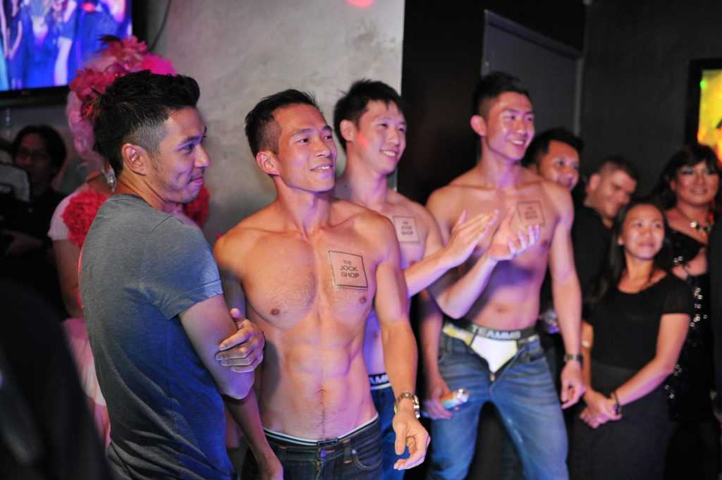 Gay Bars in Singapore
