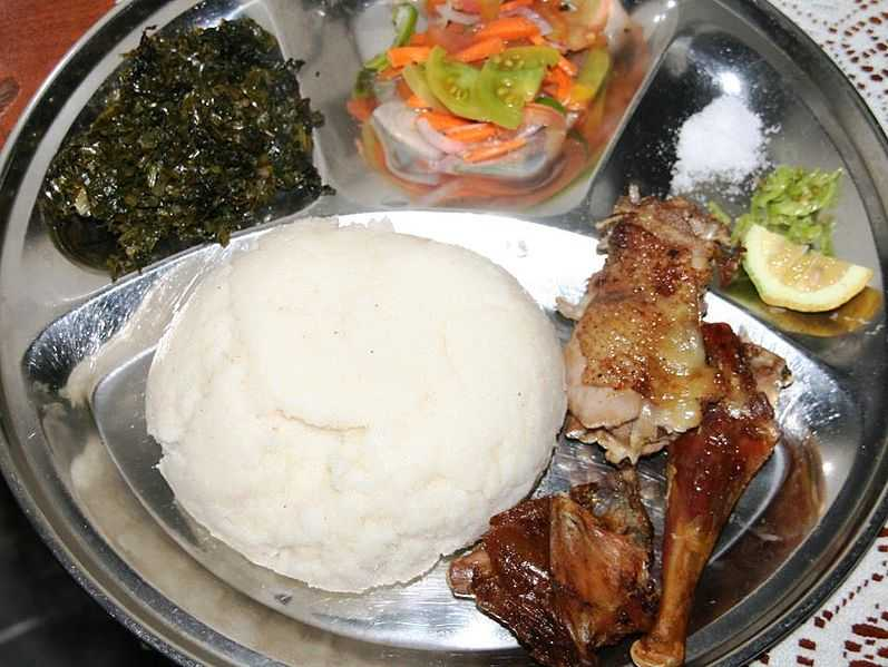 Tanzania, Strange Food Customs Around The World