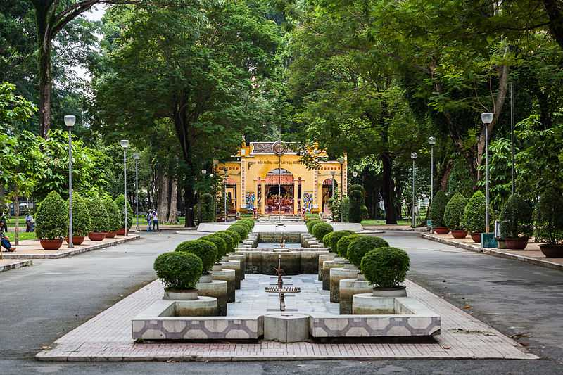 Tao Dan Park, Free Things to Do in Ho Chi Minh City