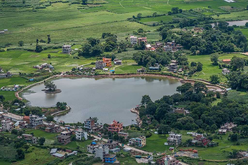 Taudaha Lake
