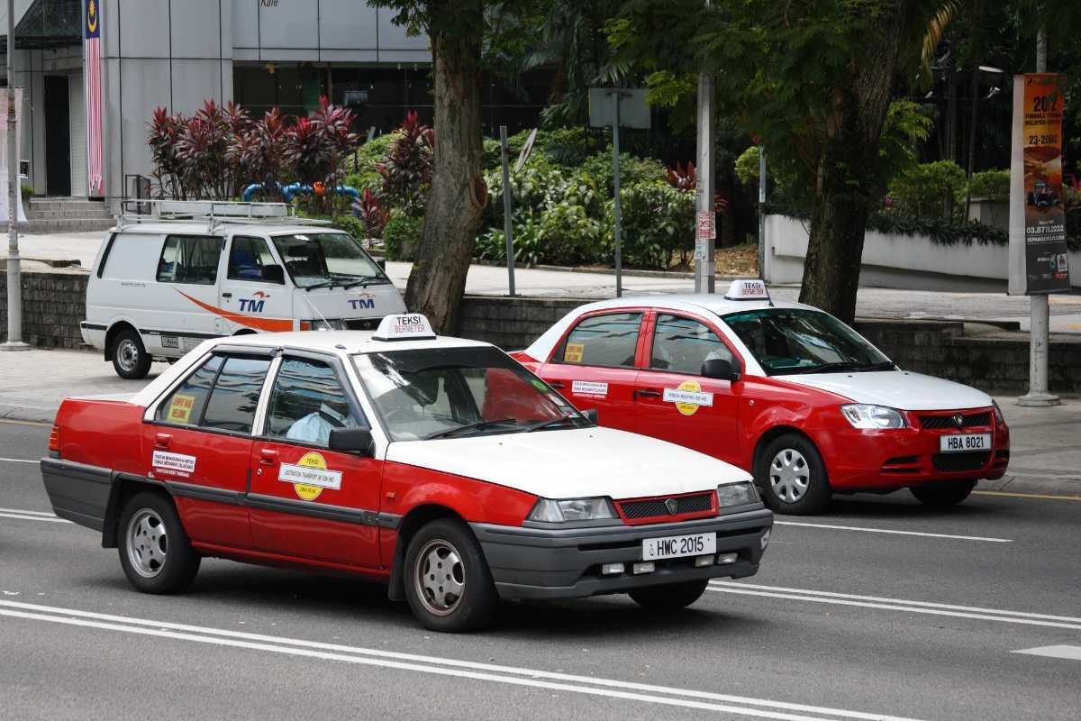 Taxis in Malaysia