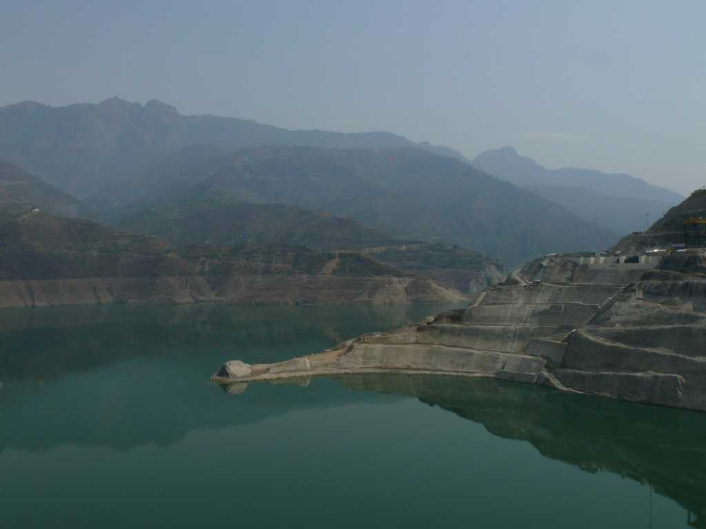 tehri dam, highest dam in India