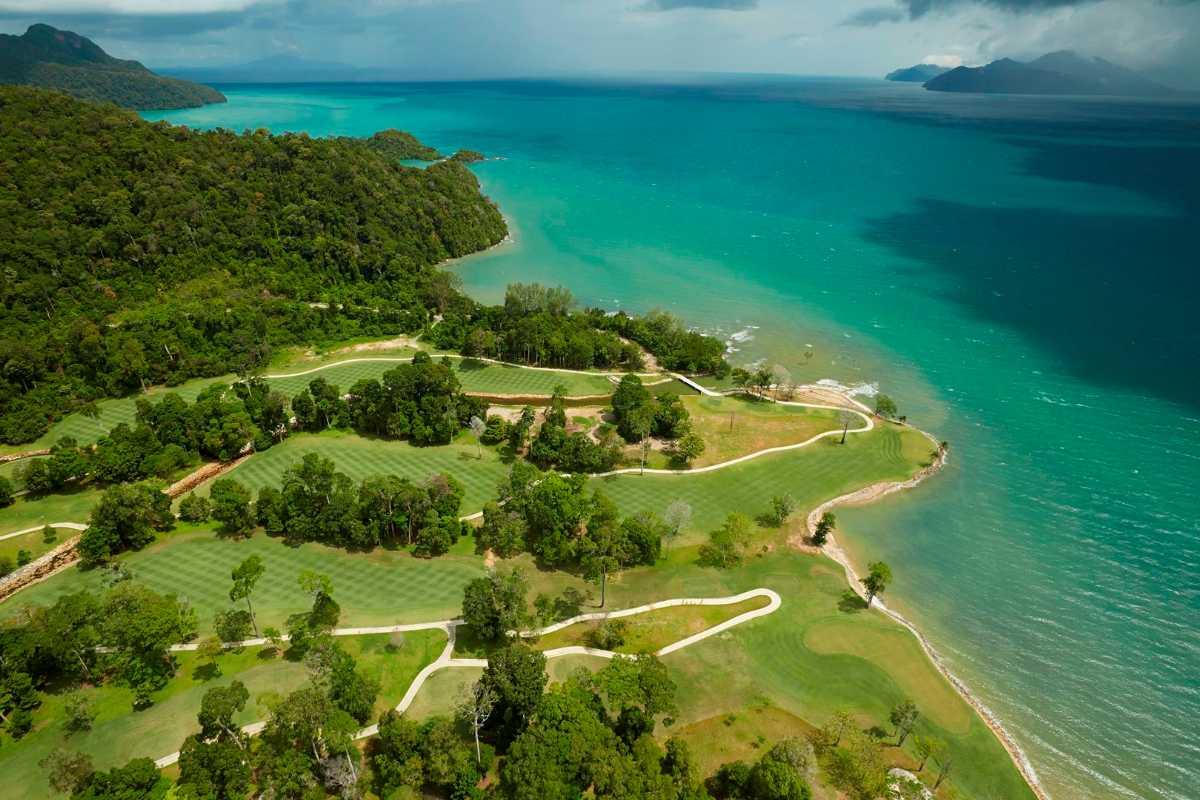 The Els Club Teluk Datai Golf Course in Langkawi