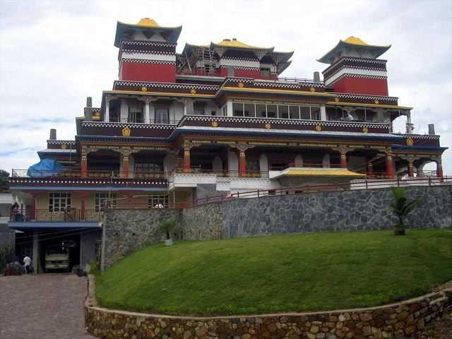 Amitabha Monastery, Hiking in Nepal