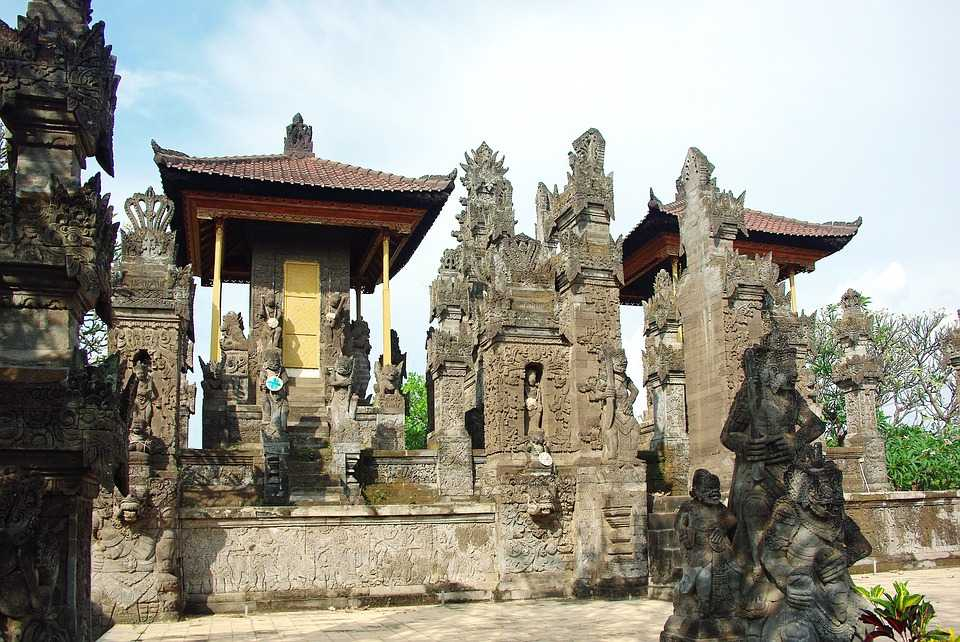 Temples, Architecture of Indonesia