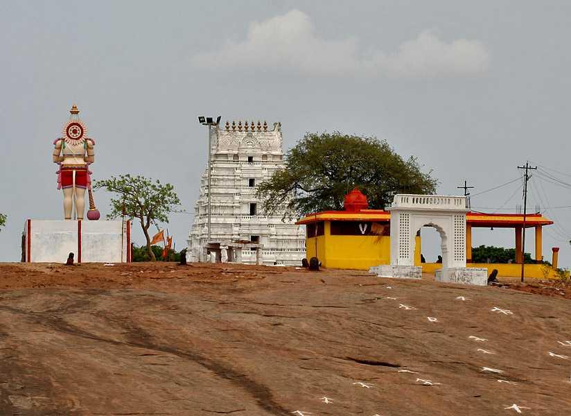 Keesargutta Temple, Temples in Telangana