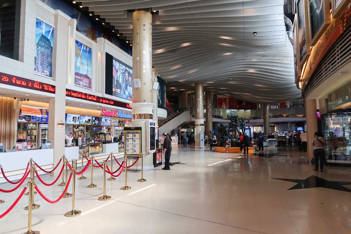Cinemas at Terminal 21