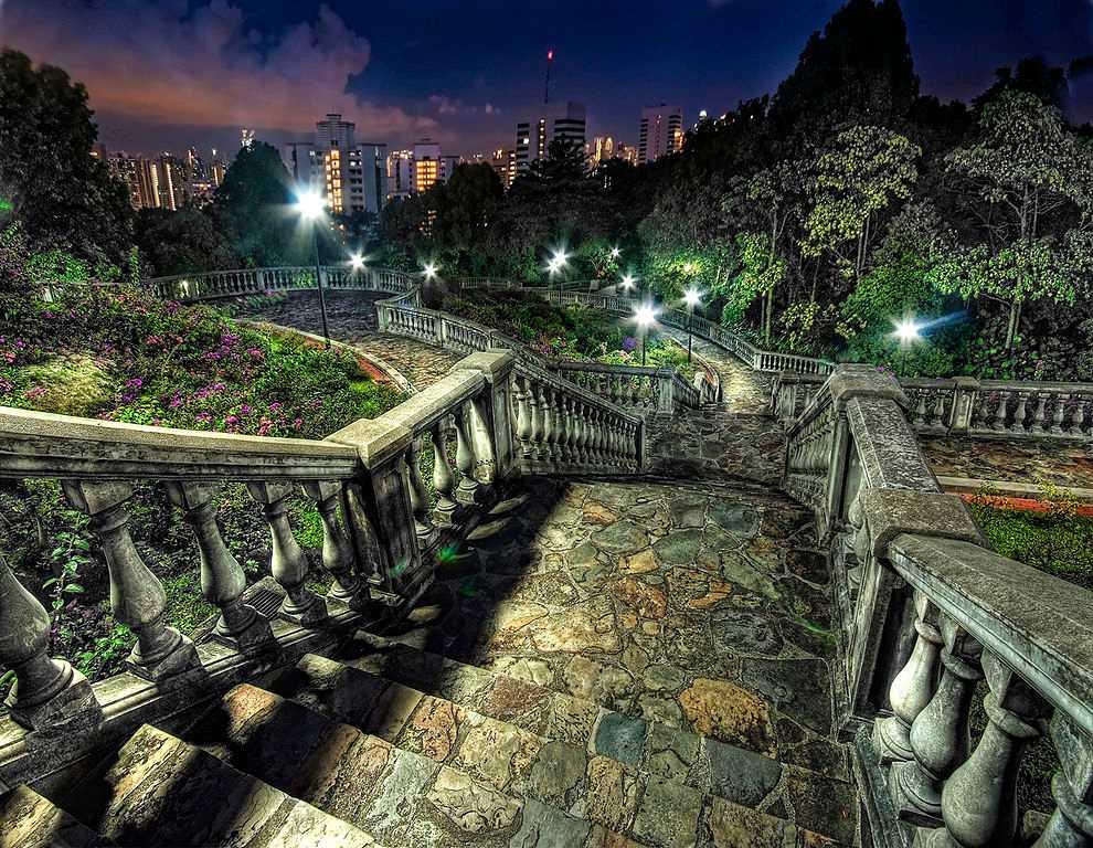 Telok Blangah Hill Park, Gardens in Singapore