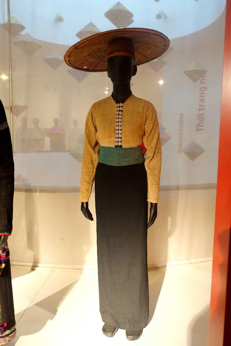 Traditional Dress of Vietnam, Thai Clothing in Vietnam