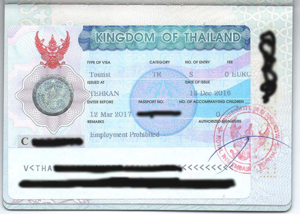 Online Visa For Thailand Guide To A Hassle Free Trip 2020