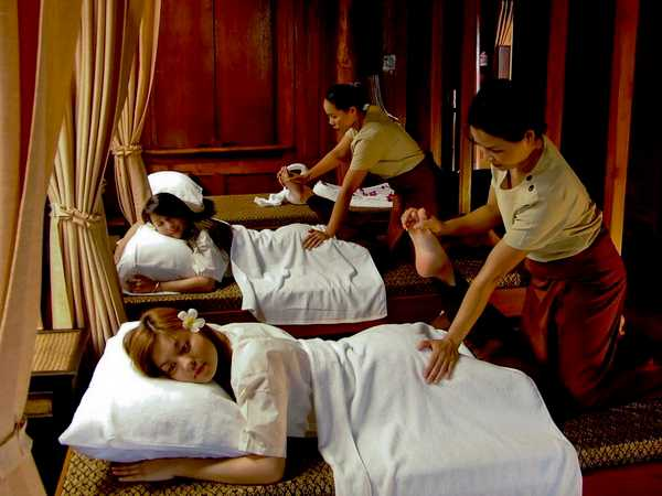 Thai massage, Facts about Bangkok City