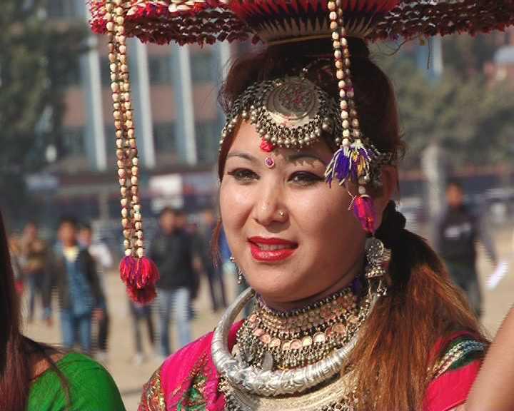 Traditional Dresses Of Uttarakhand The Land Of Gods