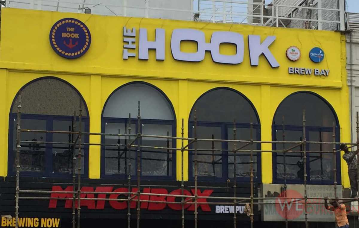 The Hook - Restaurant & Brewbay, Nightlife in Gurgaon