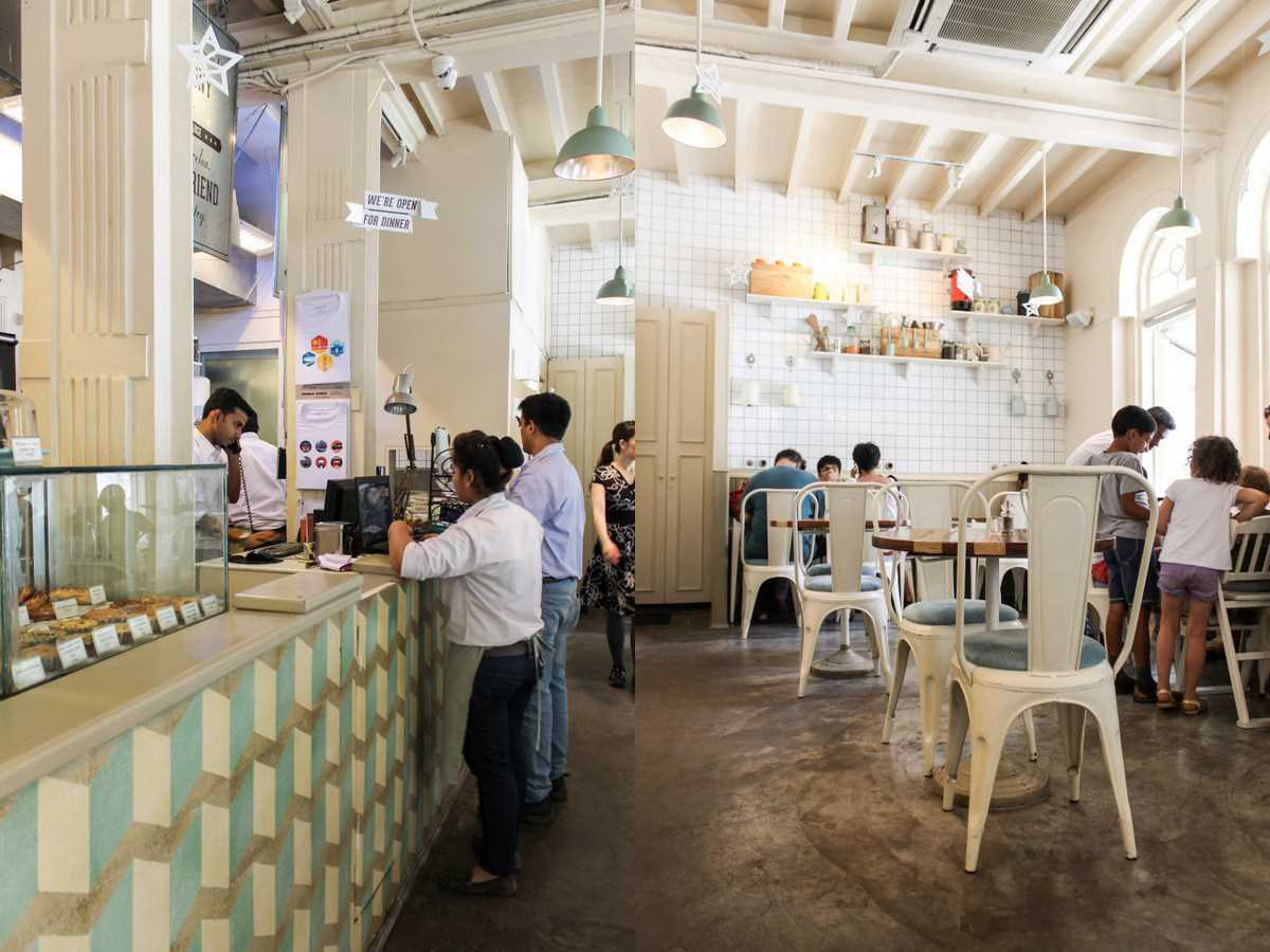 The Pantry, Cafes In Mumbai