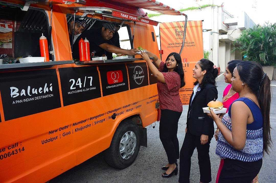 10 Food Trucks in Bangalore You Would Know or Should Know About!