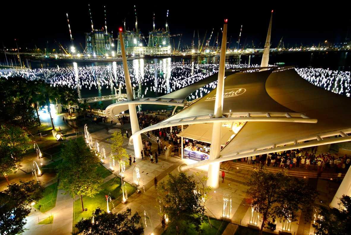 Marina Bay Singapore Countdown, New Years in Singapore