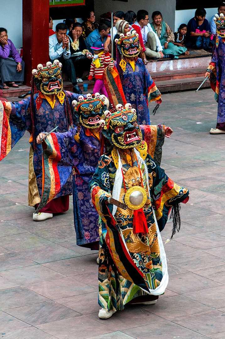 Rumtek Monastery Festival