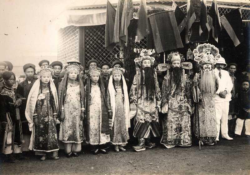 Vietnamese Culture, Hat Boi, Classical Vietnamese Opera