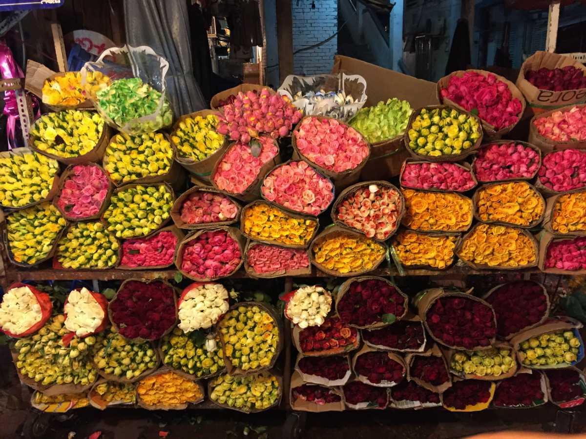 Ho Thi Ky Night Market, Night Markets In Ho Chi Minh City