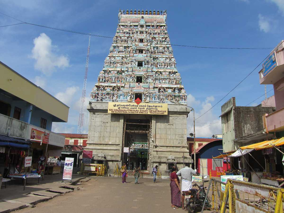 Navagraha Temple in Tamil Nadu