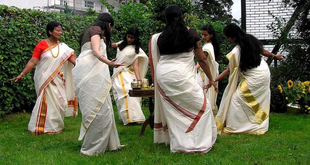 Thiruvathira, Onam