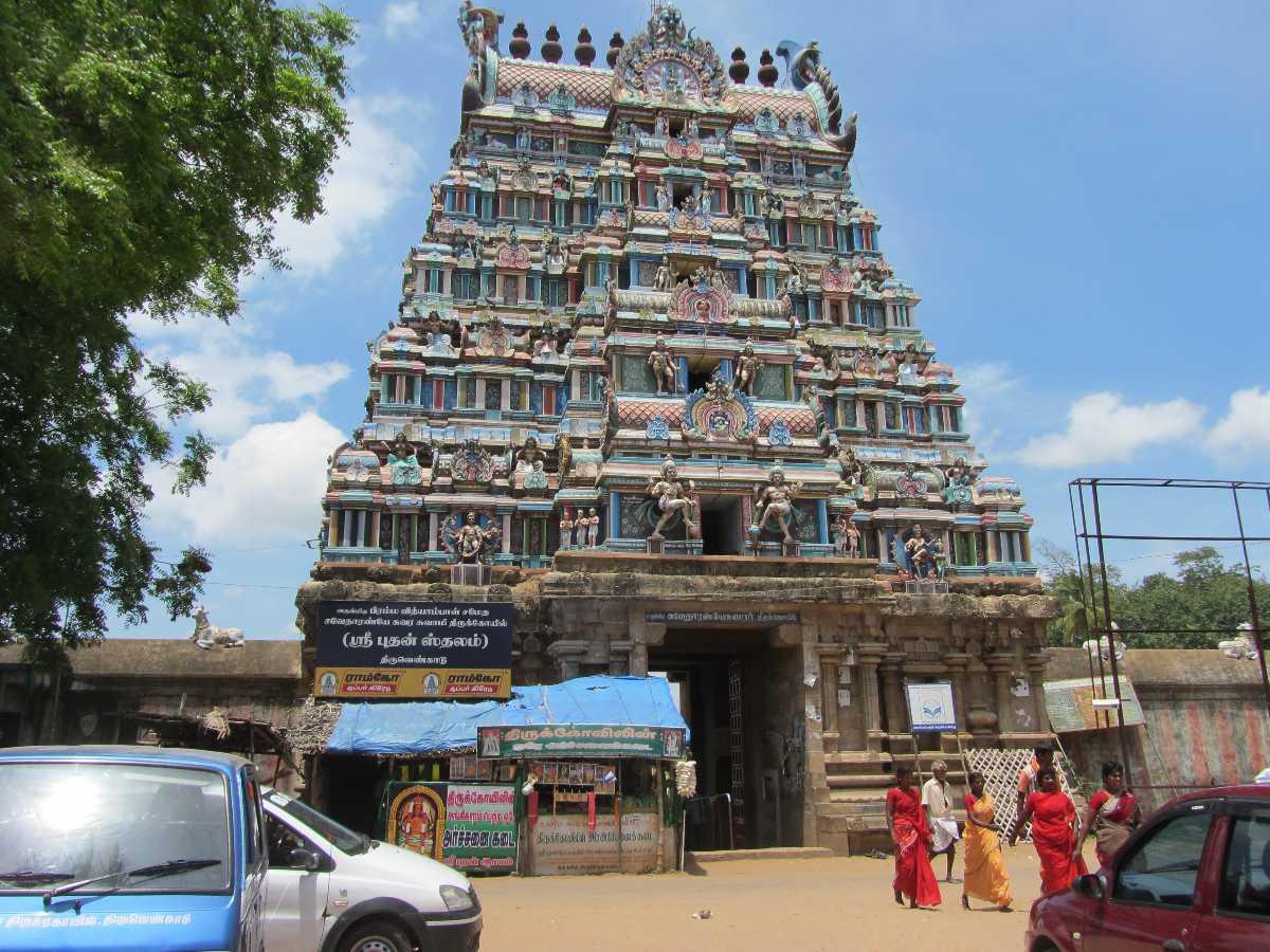 Navagraha Sthalam in Chennai