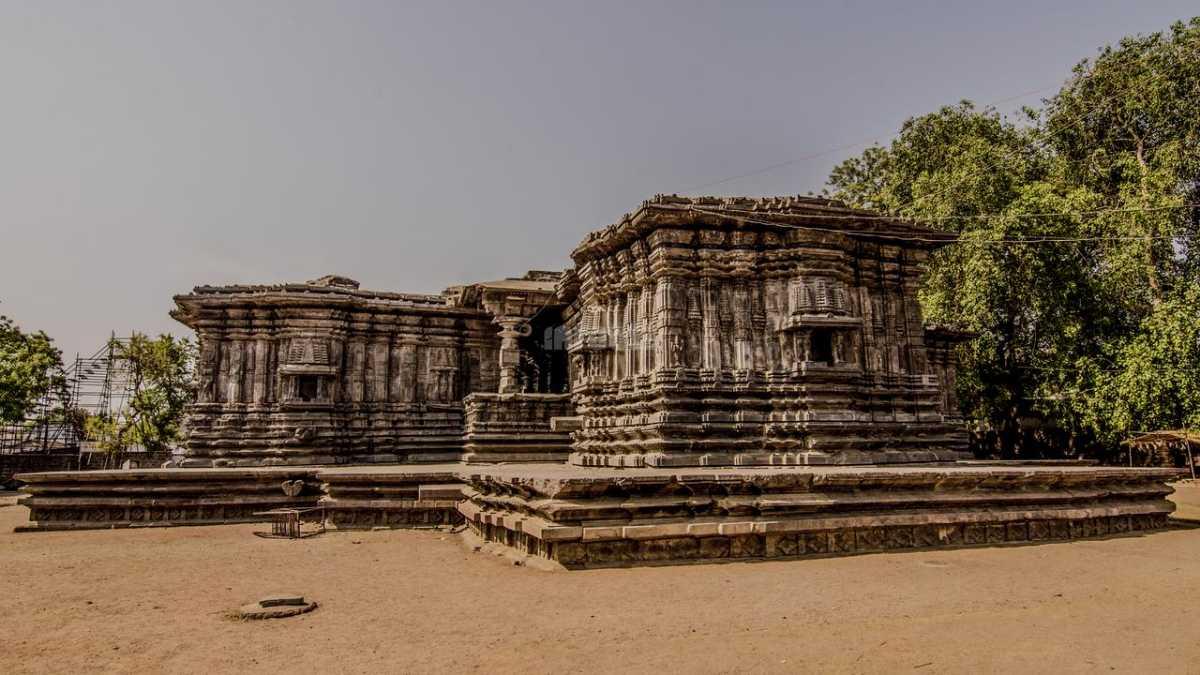 Thousand Pillars Temple, Temples in Telangana