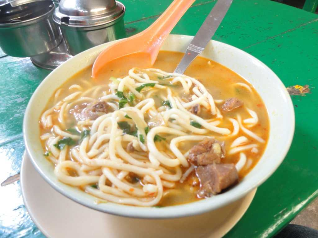 Thukpa, Food in Darjeeling