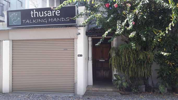 Thusare Talking Hands, Spas in Sri Lanka
