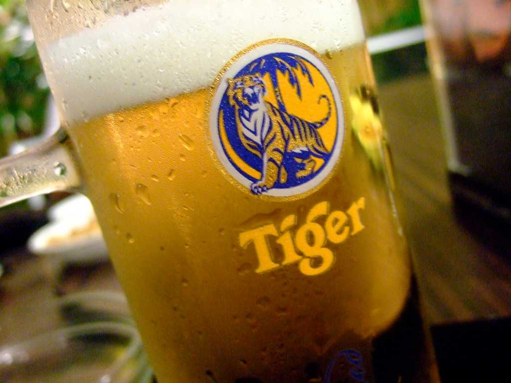 Tiger Beer Vietnam