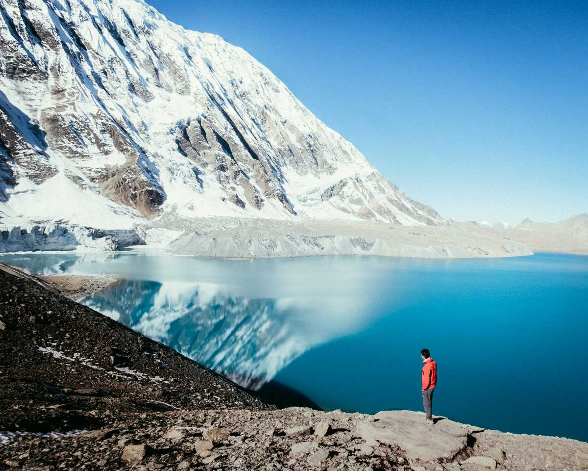 Tilicho Lake, Beautiful Places in Nepal