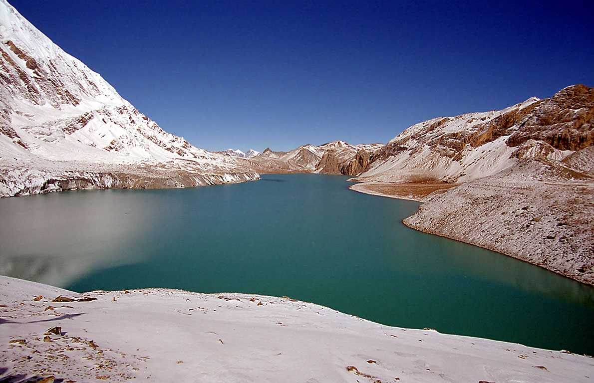 Tilicho Lake, Lakes of Pokhara