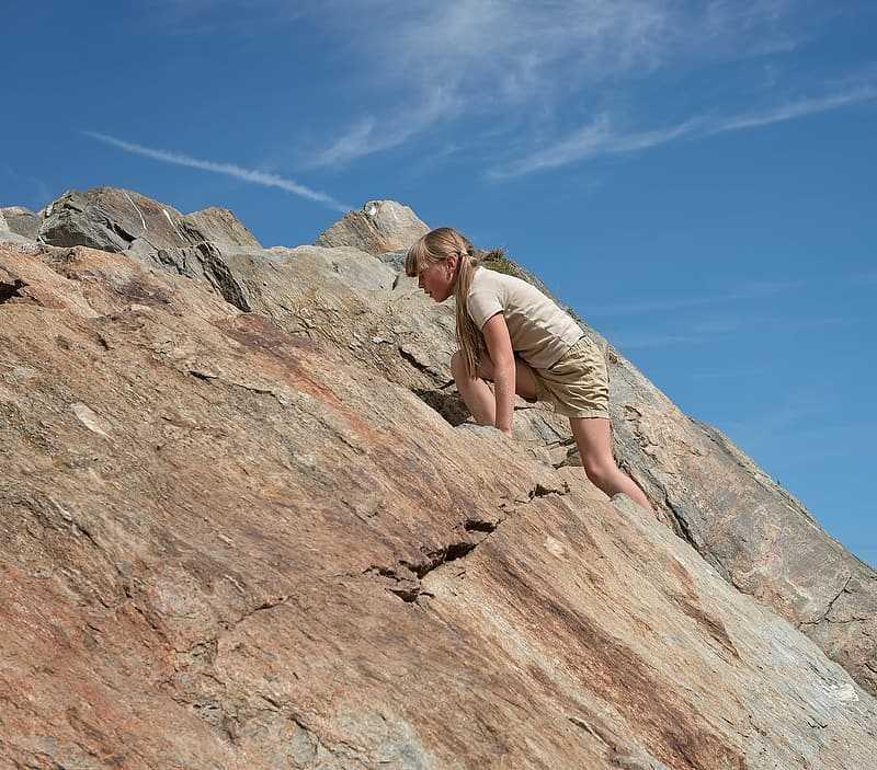 Nipah Rock Climbing