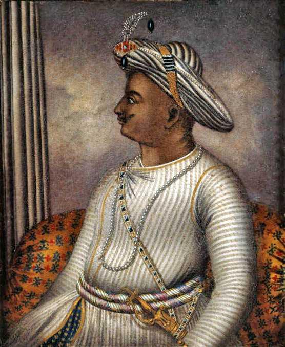 Tipu Sultan During His Regime