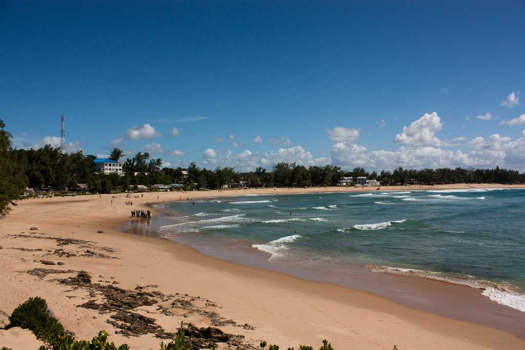 Tofo Beach, Mozambique, Best Surfing Spots In The World
