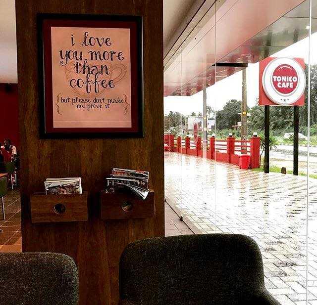 Tonico Café, Best Cafes In Kochi