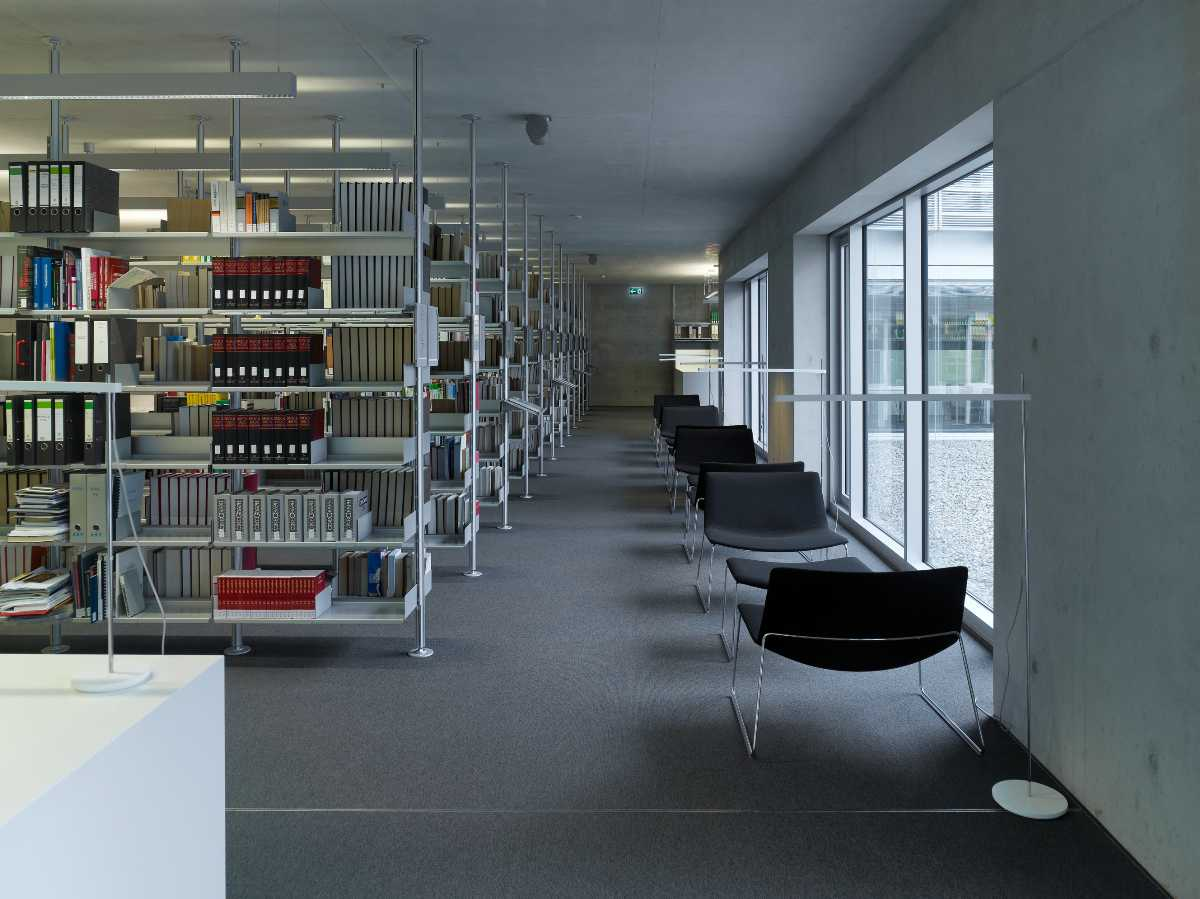 Library at Topography of Terror