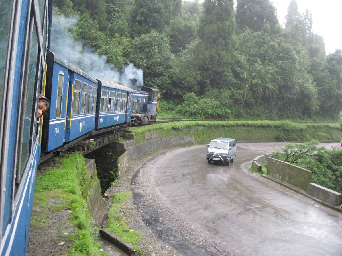 Darjeeling after the rains