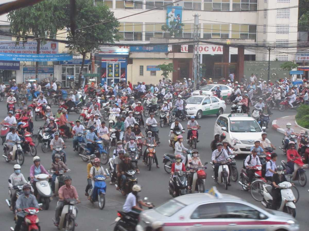 Ho Chi Minh City Traffic Facts