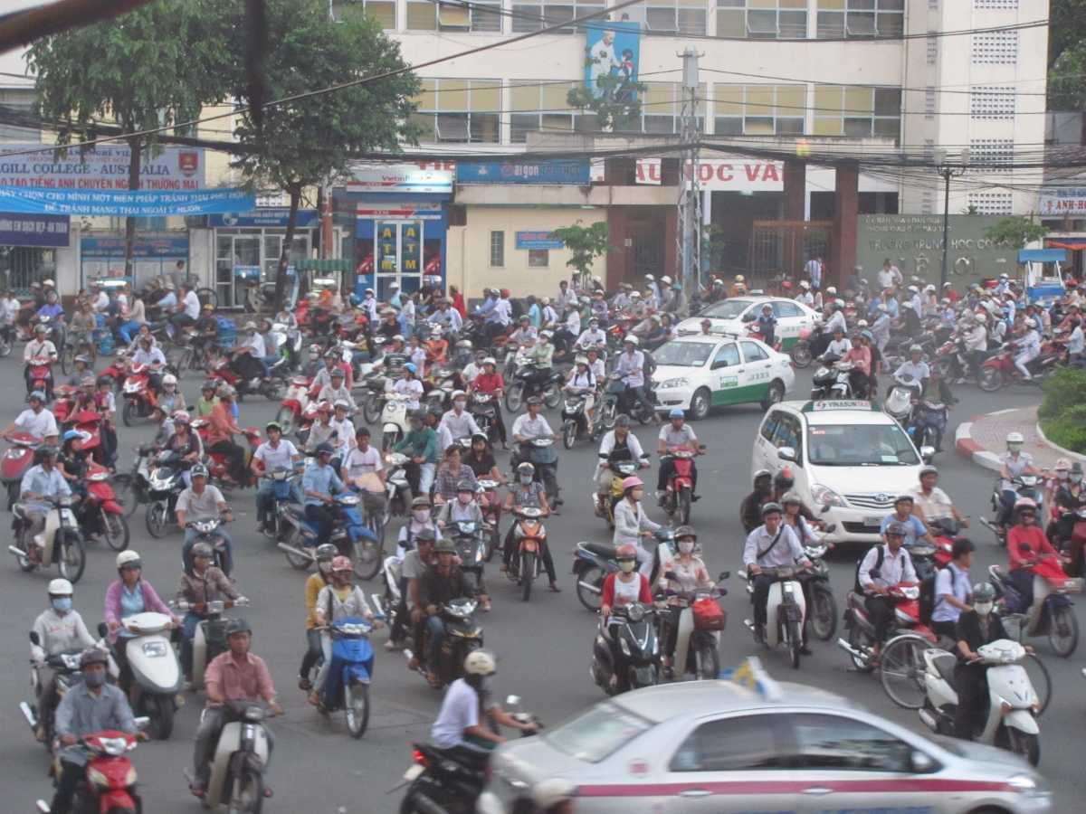 Ho Chi Minh City Traffic Facts