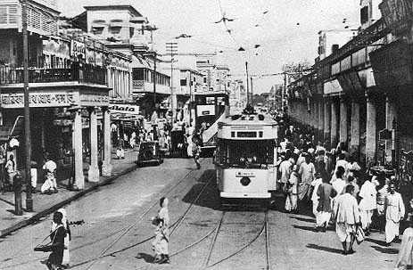 British era tram in Kolkata, Trams in Kolkata