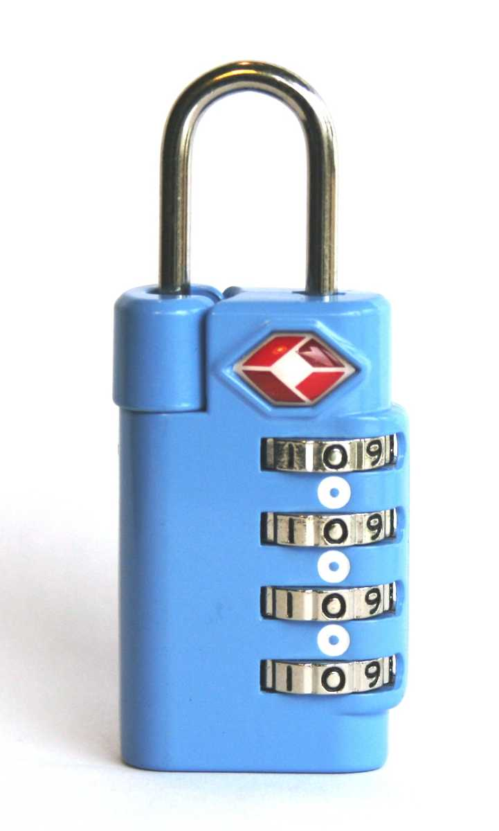 locks for your bags